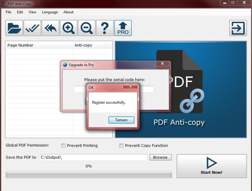 PDF Anti-Copy latest version