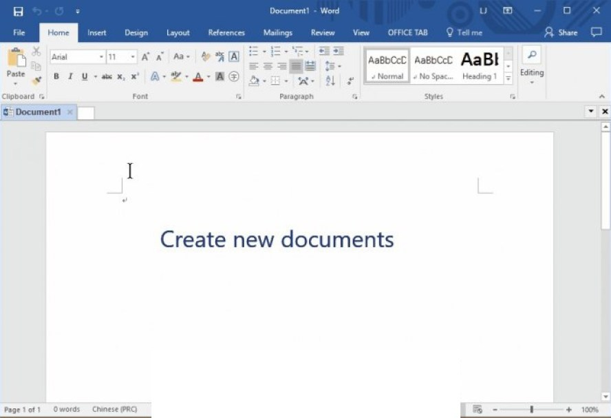 Office Tab Enterprise latest version
