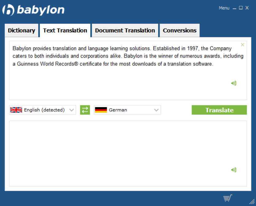 Babylon latest version