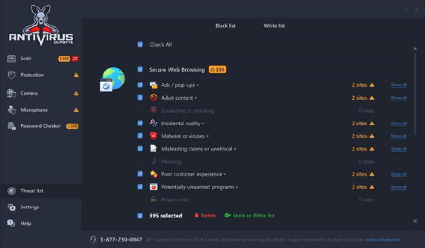 OutByte Antivirus latest version