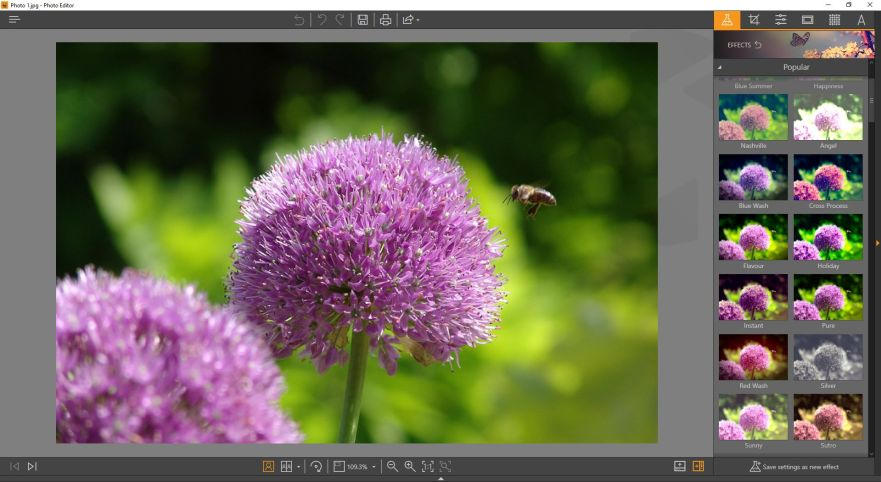 Wondershare Fotophire Photo Editor latest version