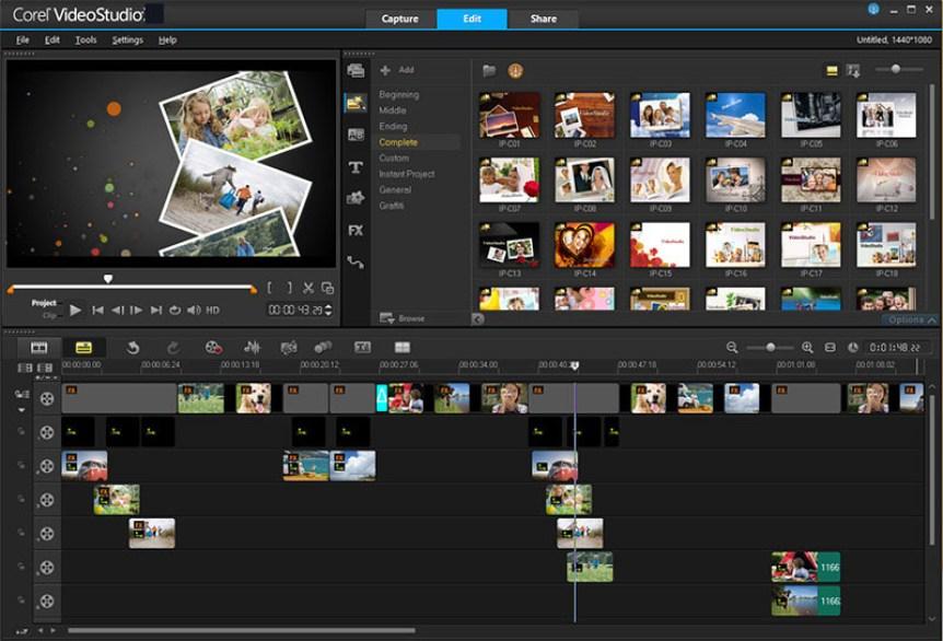 Corel VideoStudio Ultimate latest version