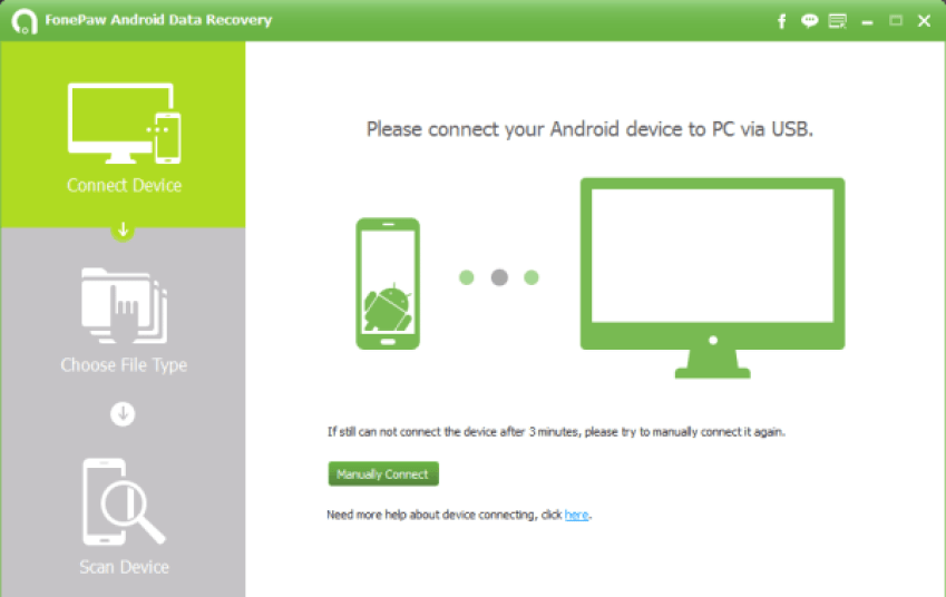 FonePaw Android Data Recovery latest version