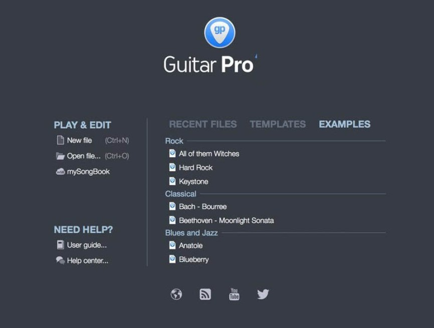 Guitar Pro latest version