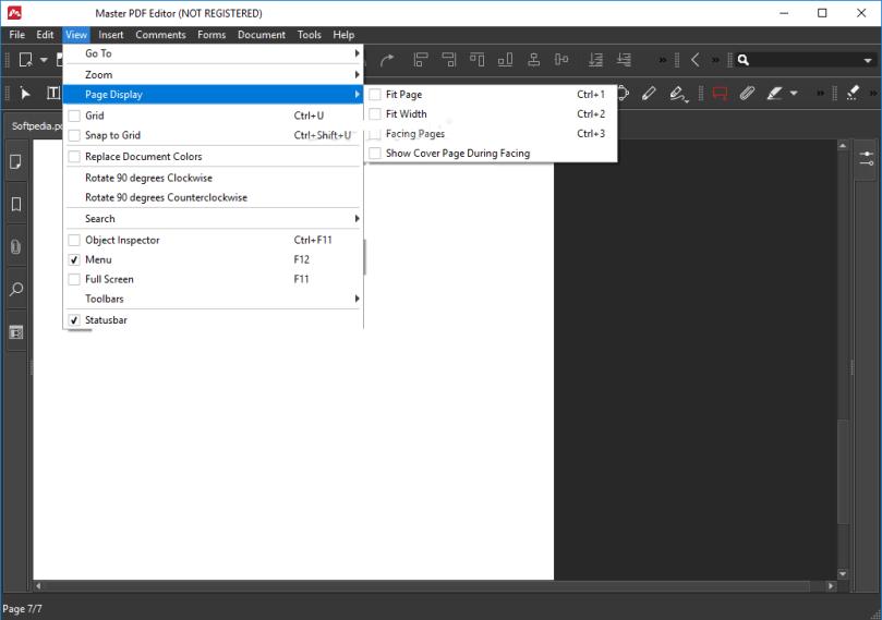 Master PDF Editor latest version