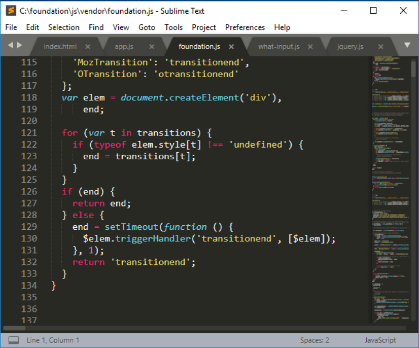 Sublime Text latest version