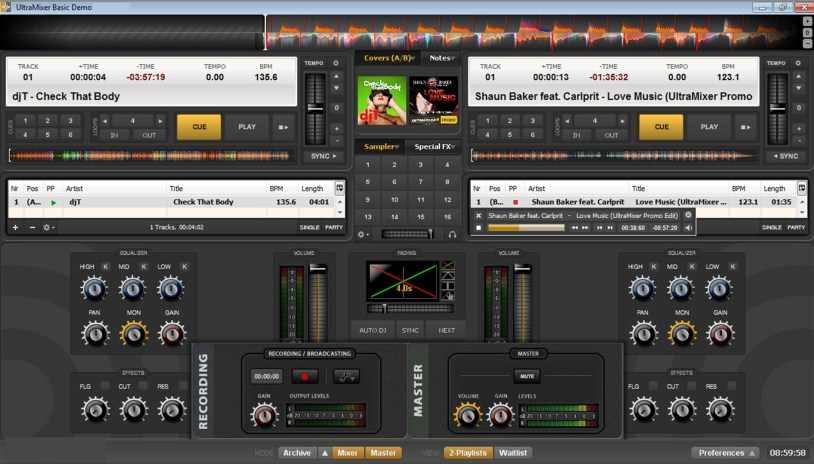 UltraMixer latest version