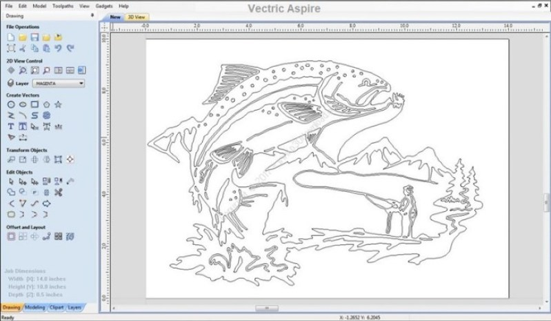 Vectric Aspire latest version
