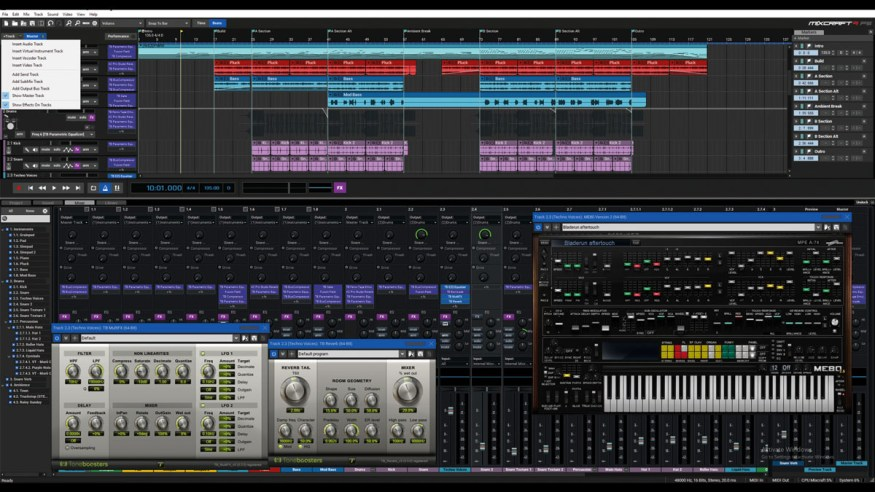 Mixcraft Pro Studio wiindows