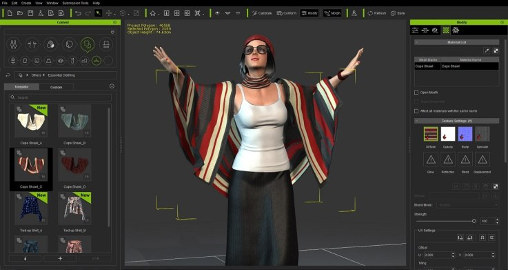 Reallusion Character Creator latest version
