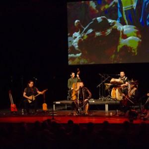 Anda Union, Perth Concert Hall, Scotland