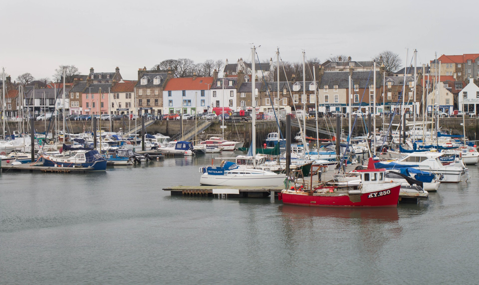 Anstruther, Fife, Scotland Travel Guide