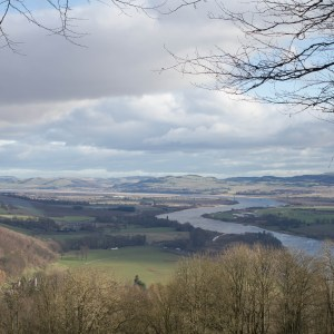 Perth, Perthshire, River Tay, Scotland