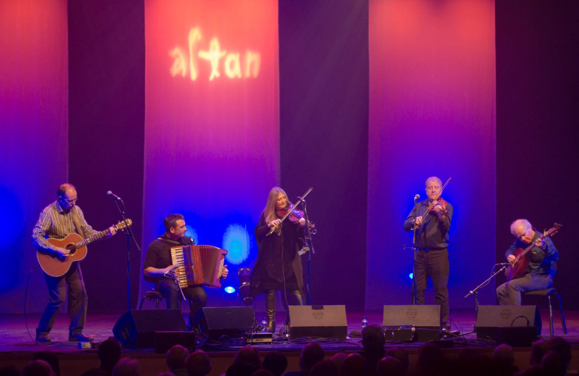 Altan, Perth Concert Hall
