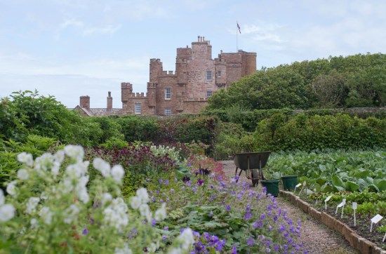 Castle of Mey, North Coast 500, Caithness