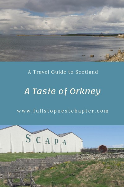Pin for later - A taste of Orkney
