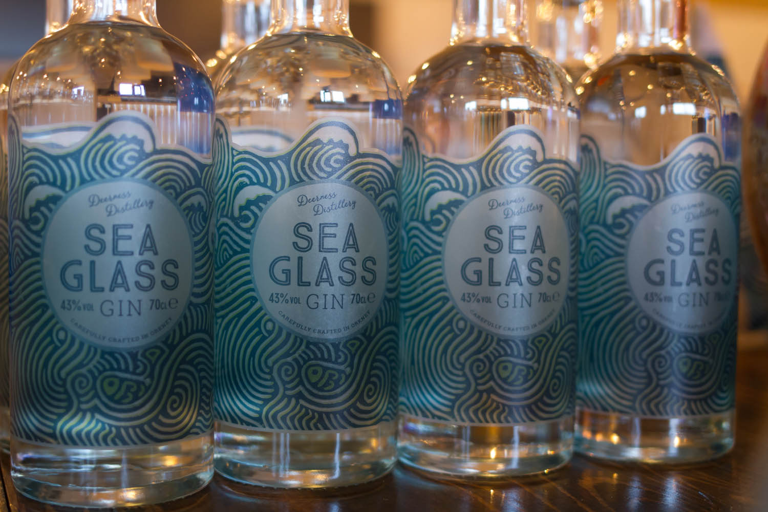 Deerness Gin, Scotland, Orkney