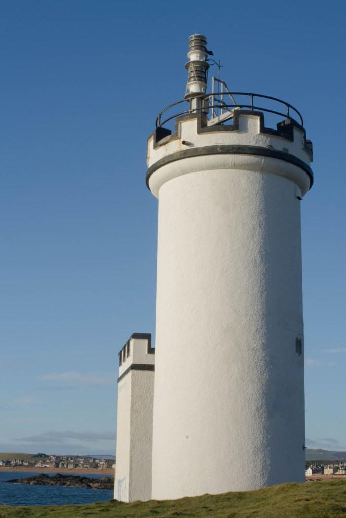 Elie Ness Lighthouse, Fife, Scotland Travel Guide