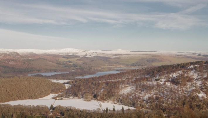 Birnham Hill, Perthshire, Scottish Travel Blog