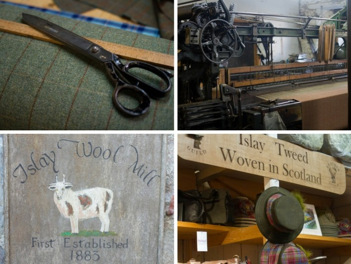 Islay Wool Mill, Islay, Scotland