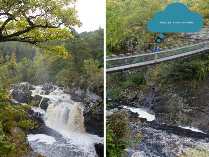 Rogie Falls, North Coast 500, Scotland, Scotland's Waterfalls