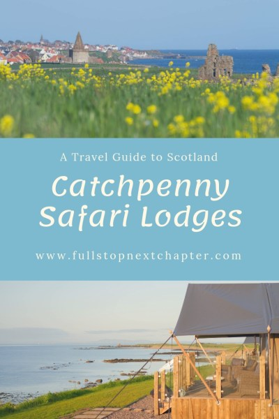 Catchpenny Safari Lodges, East Neuk, Fife,Scotland