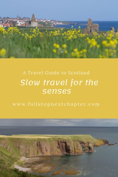 Pin for Slow travel for the senses