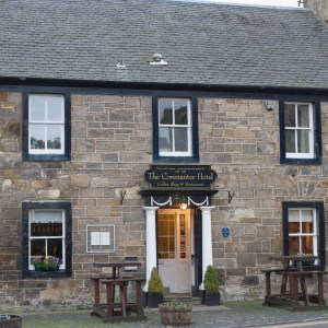 The Covenanter Hotel, Falkland