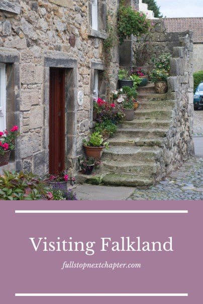 Pin for Pinterest - Visiting Falkland