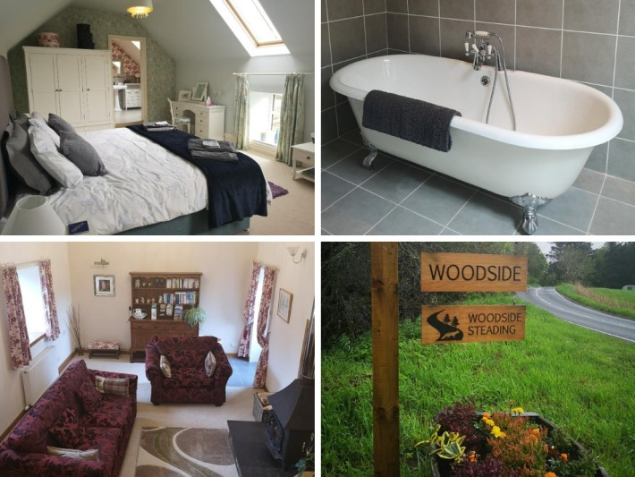 Woodside Steading, Self Catering Accommodation, Aberdeenshire