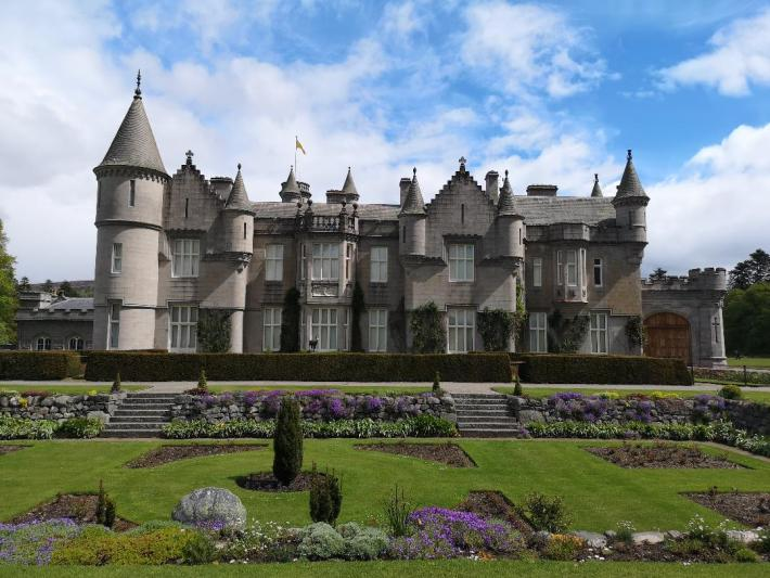 Balmoral Castle, Royal Deeside