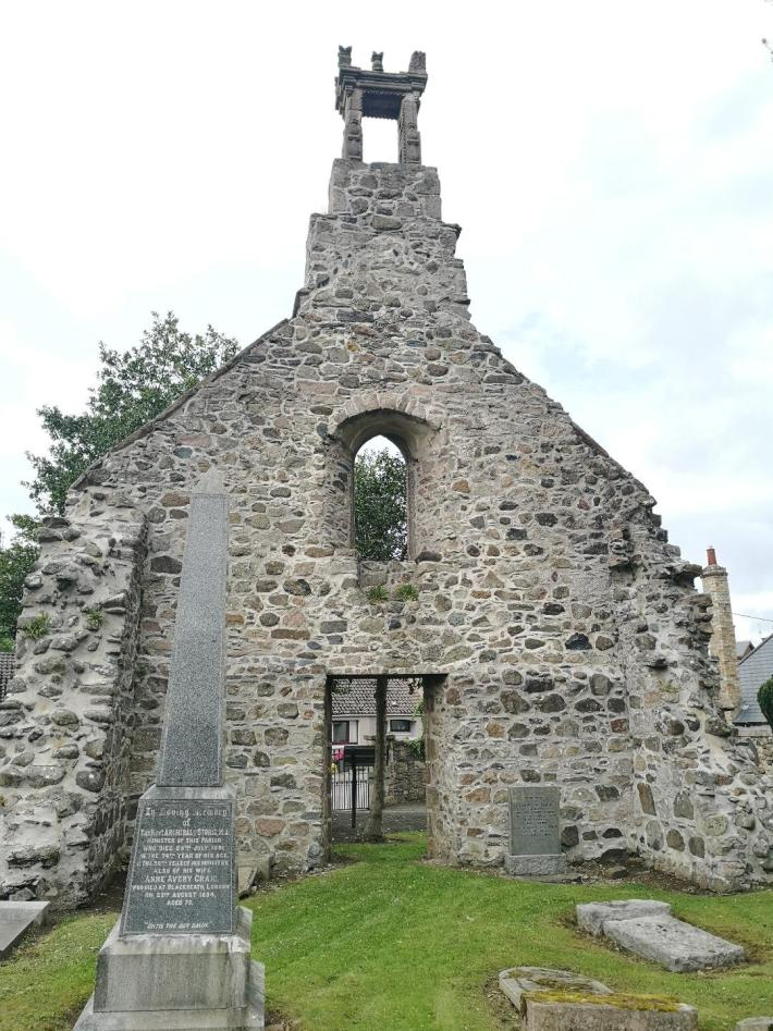 St Drostan's Church, Insch