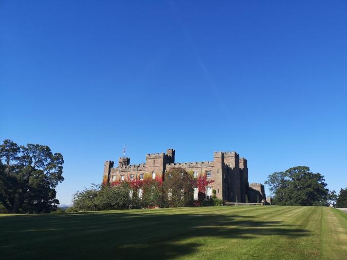 Scone Palace, Perthshire. Heart 200
