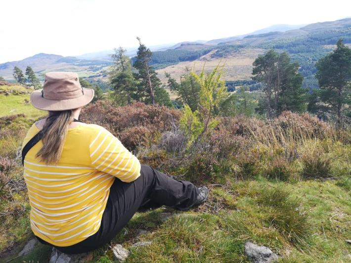 Dun-da-lamh, Cairngorms, Scotland