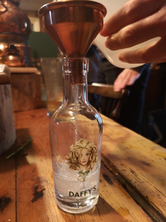 Daffys gin school