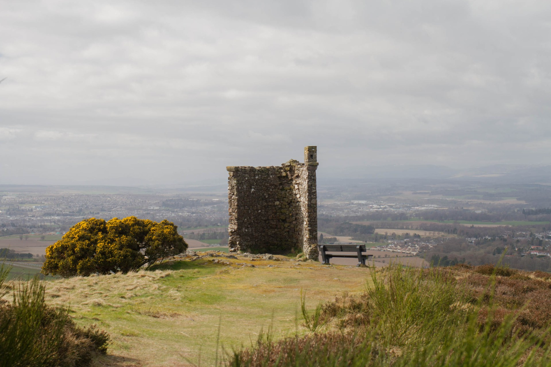 MacDuff's folly, Perthshire