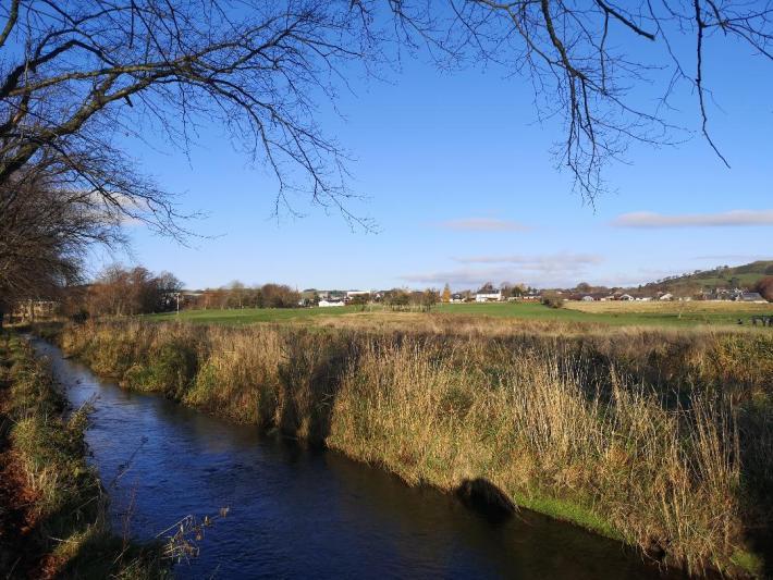 Biggar golf course, Scotland
