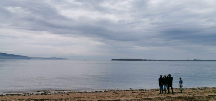 Image of: Chanonry Point, Scotland