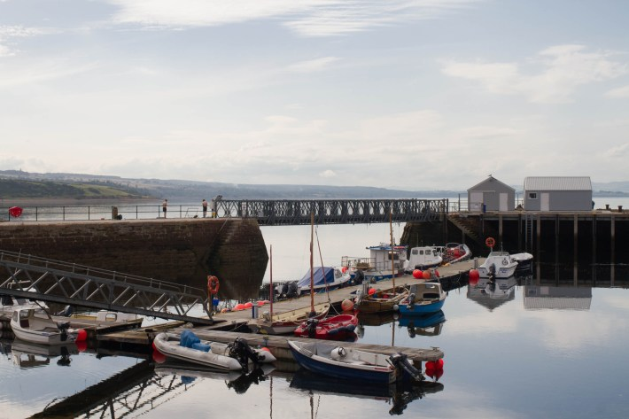 Image of: Cromarty Harbour