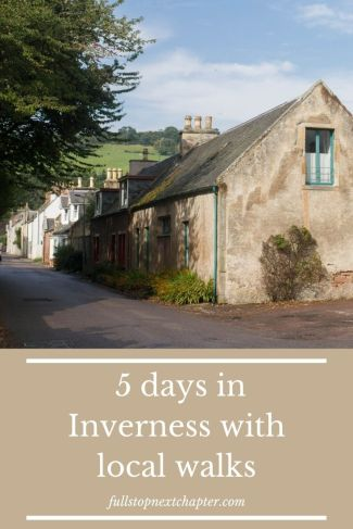 Image of: Pin for later. Inverness walks