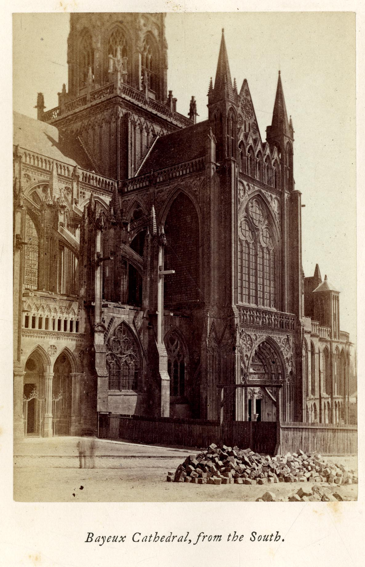 Early Photograpy F G Stephens Normandy Its Gothic Architecture And History 1865