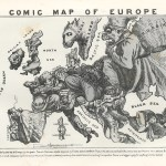 Map Of Europe 2011