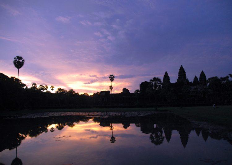 Siem Reap Cambodia Angkor Wat Temple