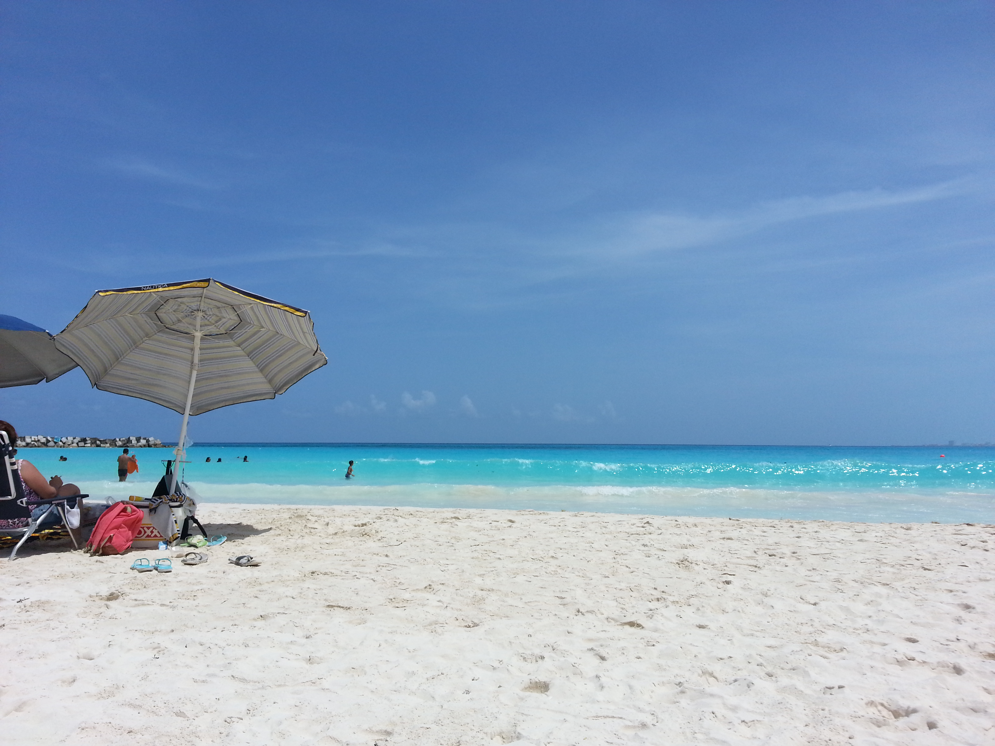 The Best Swimming Spots In Cancun