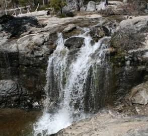 Shirley Canyon Falls, Squaw Valley, Ca.