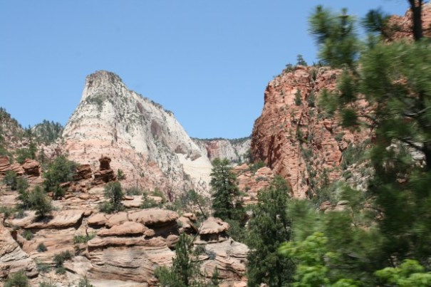 Everywhere you look there is an unusual gorgeous canyon, peak, cliff, etc. etc..