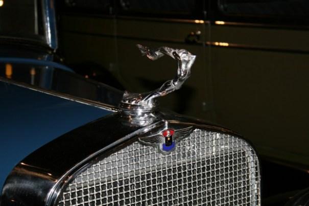 1931 LaSalle hood ornament.