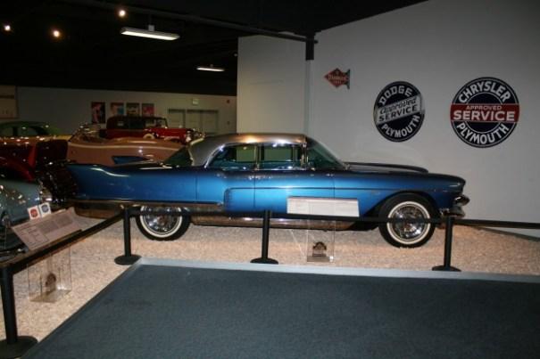 My Uncle Buddy had a 1958 Cadillac.