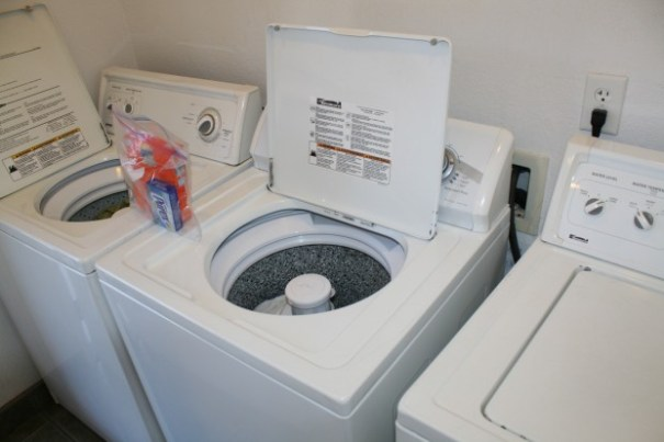3 nice fairly new Kenmore washers, free of charge.
