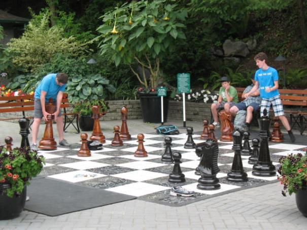 Great chess set.